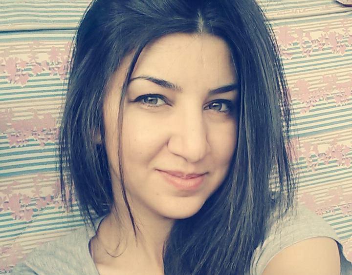 mariam gharagyozyan