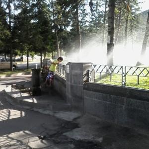 Վայոց Ձորի մարզ, ք. Ջերմուկ Ֆոտո՝ Նանե Եղիազարյանի