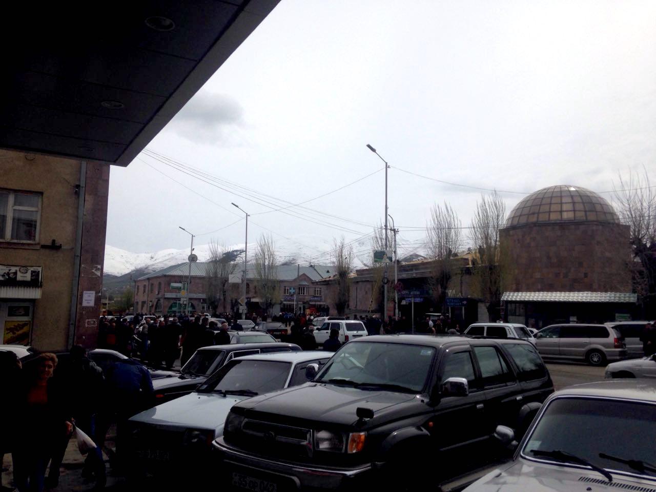 Լուսանկարը՝ Մարիետա Բաղդասարյանի, Լոռու մարզ, ք. Սպիտակ