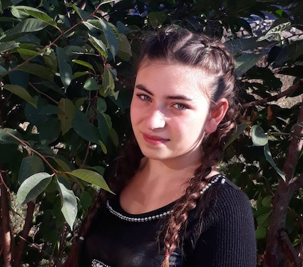zinaida eghiazaryan