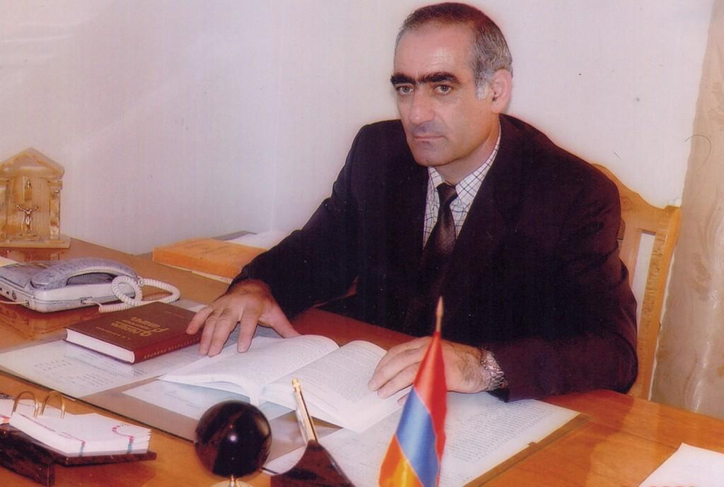 Լուսանկարը՝ Աշոտ Գասպարյանի