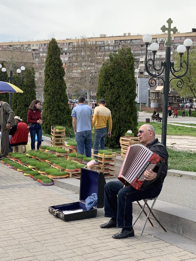 Լուսանկարը` Աիդա Շահբազյանի, ք. Երևան