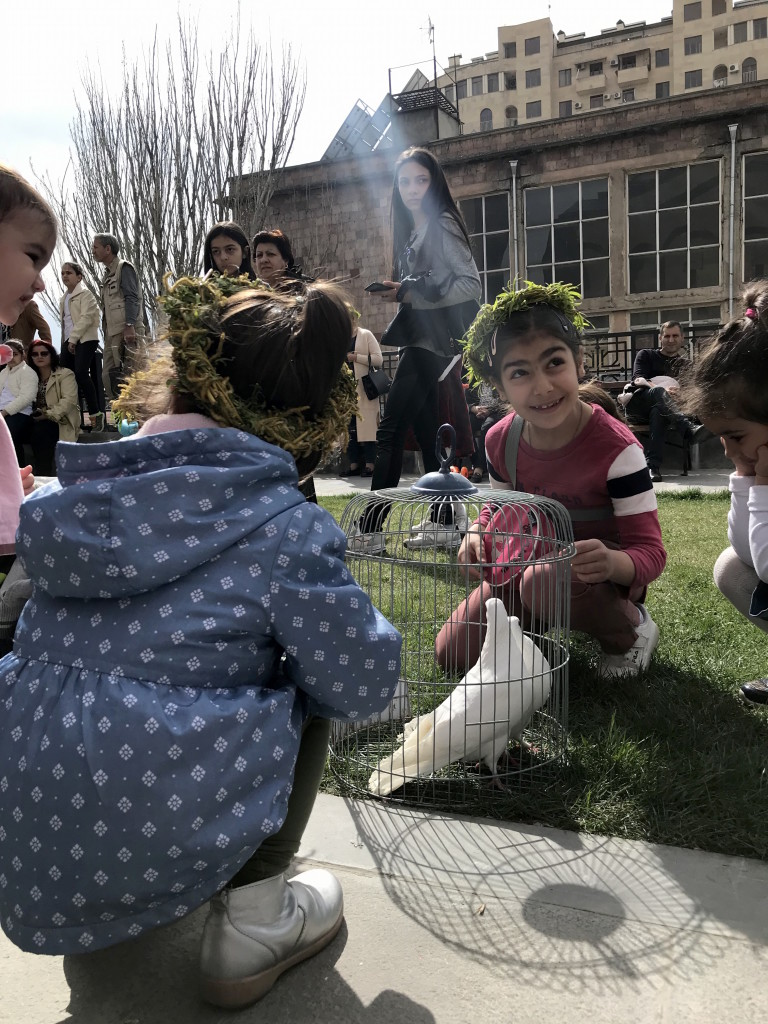 Լուսանկարը` Զառա Թորոսյանի, ք. Երևան