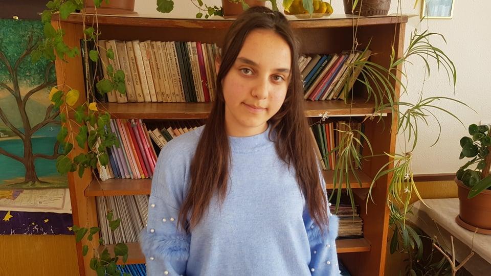 rima eghiazaryan